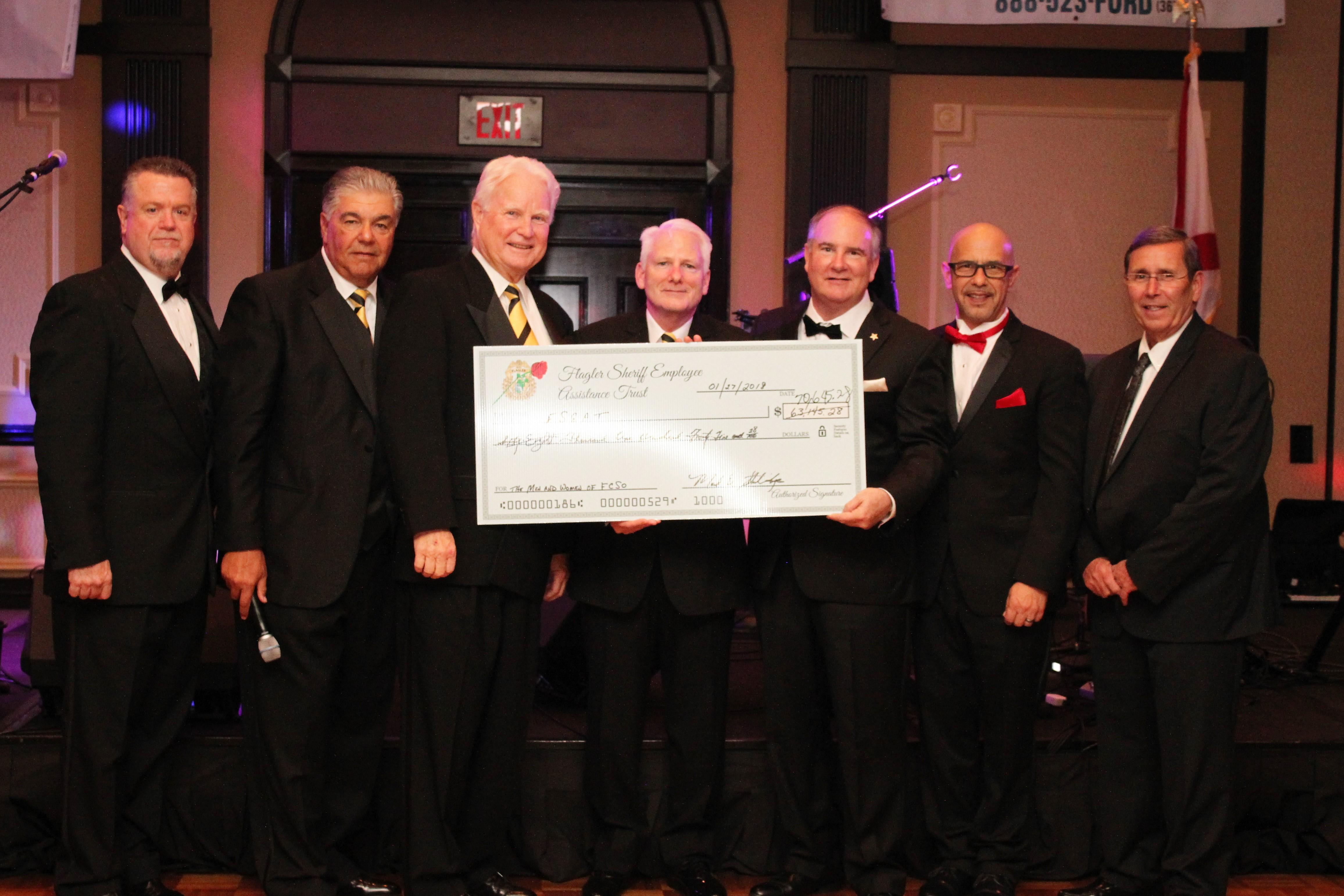 2018 Sheriff's Gala – Flagler Sheriff's Employee Assistance